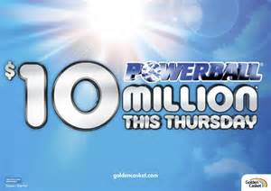 powerball home powerball 10m jackpot nextra chermside newsagency
