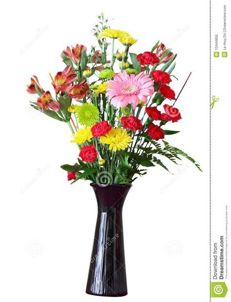 fiori nel vaso fiori nel vaso immagine stock libera da diritti immagine
