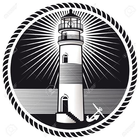 free vector clipart lighthouse clipart vector pencil and in color lighthouse