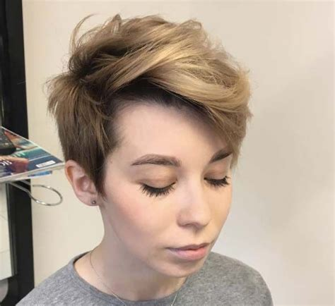 Pixie Hairstyles by Best 25 Side Part Hair Ideas On Haircuts
