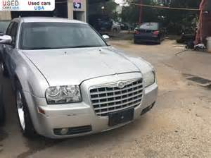2007 Chrysler 300 Touring For Sale For Sale 2007 Passenger Car Chrysler 300 Touring 4dr Sedan