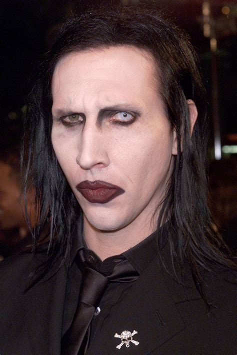 marilyn manson so was marilyn manson actually in the wonder years radio x