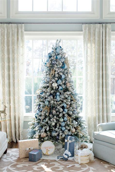 inspirations amp ideas 10 ribbon ideas for christmas tree