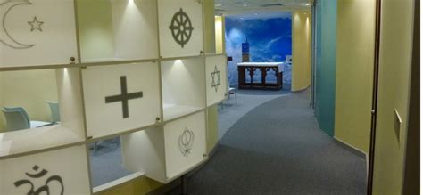 Security Floor Plan chapel amp prayer room gatwick airport gatwick airport
