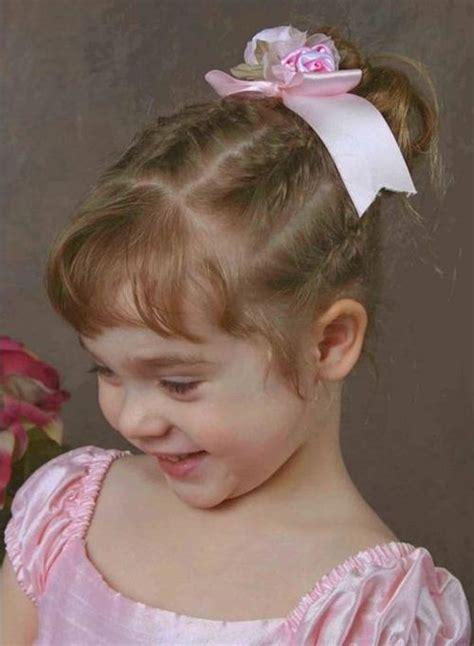 Peinados De Niña Con Pelo Corto