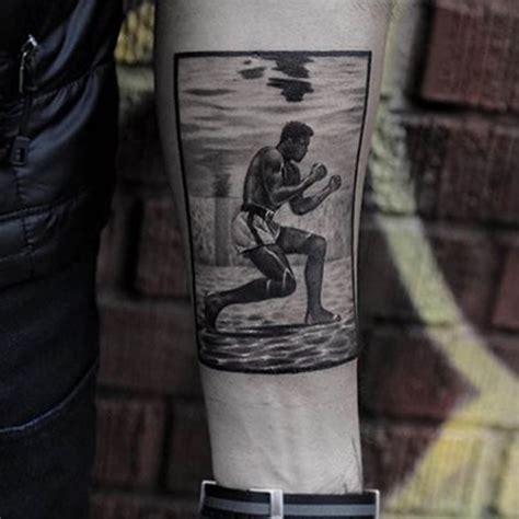 muhammad ali tattoo muhammad ali tattoos inked magazine ideas
