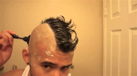 Show Me Pictures Of A Shave Mohawk With Braids   show me pictures of a shave mohawk with braids show me