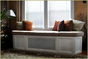 Pottery Bench Plans Bay Window Bench Home Design Ideas