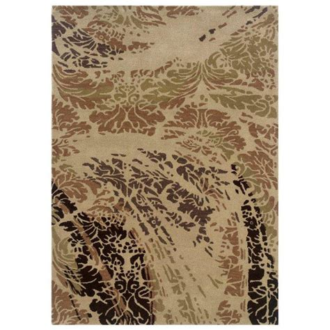 Bathroom Area Rugs Florence Collection Fl0623 Area Rug By Linon In Bathroom Rugs