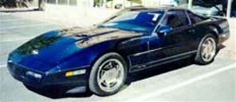 88 corvette specs quot 1988 corvette specifications quot