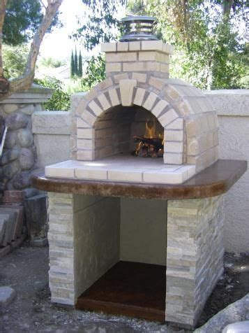 25 best ideas about wood fired oven on brick