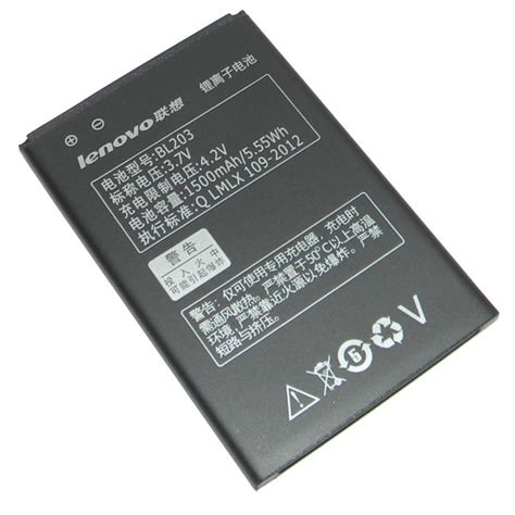Baterebatrebateraibattery Lenovo Bl203 Bl 203 A278 Power lenovo a385e