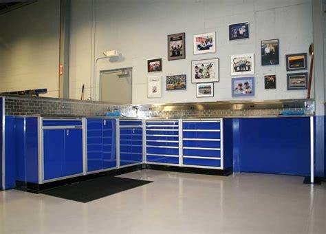 Gridiron Garage by Gallery Of Garage Shop Aluminum Cabinets Moduline Part 4