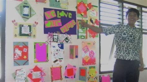 Kreatif Bahasa Inggris Kelas 5 Kurktsp k bar smpn 4 kota cirebon adu kreasi mading bahasa inggris