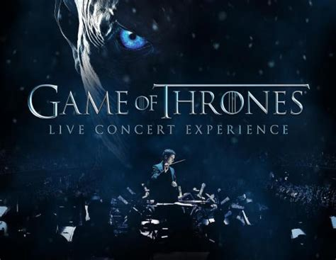 Announces Live Earth Concert Event by Of Thrones Live Concert Experience Announces 2018