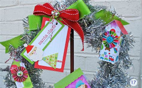 Gift Card Tree Holder Ideas - the best gift card tree and gift card wreaths ever gcg