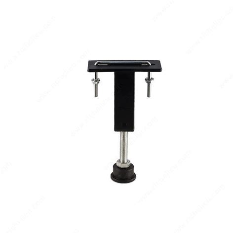 bed leg adjustable bed leg richelieu hardware