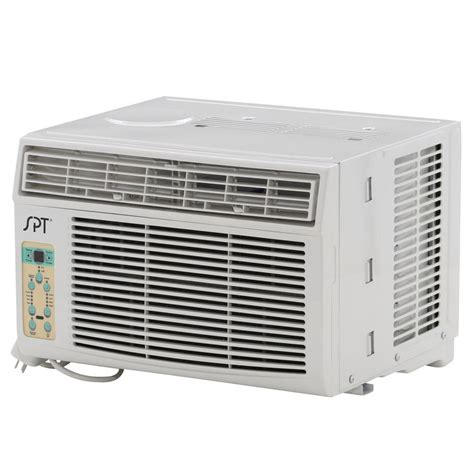 spt 6 000 btu 115v window air conditioner with remote