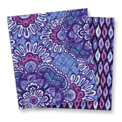 grey vera pattern lilac tapestry