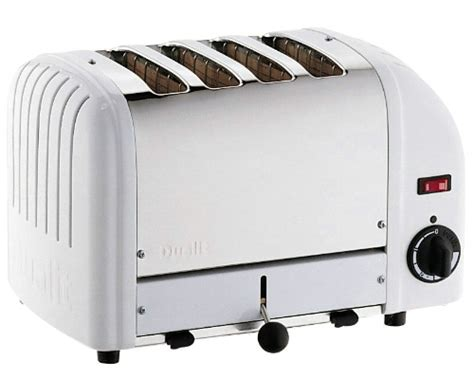 Four Slot Toaster Dualit 4 Slot White Toaster Review Compare Prices Buy