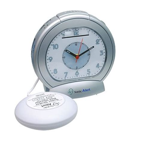 vibrating alarm clocks bed shaker alarms up to 35