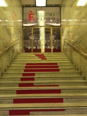 scala ingresso scala ingresso foto di teatro eliseo roma tripadvisor