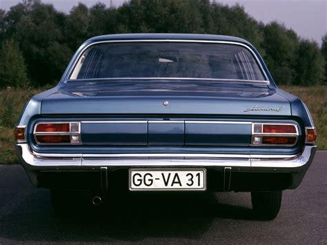 opel car 1965 1965 opel admiral a opel admiral cars