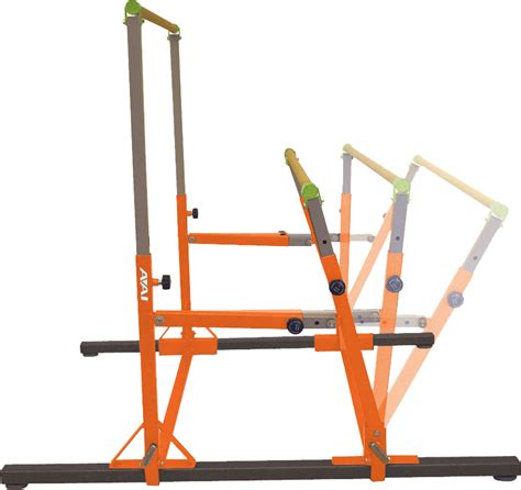 elite adjustable spreader uneven bars