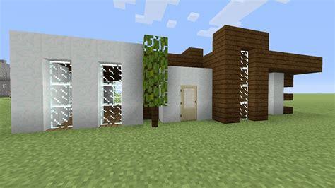 minecraft een huis minecraft beginners huis bouwen 18 youtube