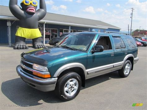 1998 chevrolet blazer ls 1998 chevrolet blazer ls 4x4 exterior photos gtcarlot