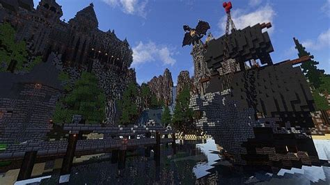 nb1 design contest the meridian academy official creative server minecraft