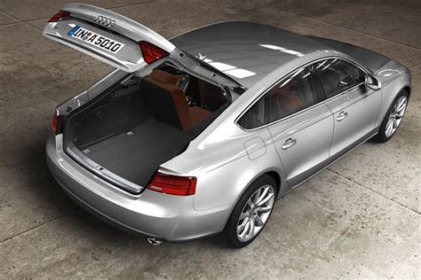 Audi A5 Sportback Kofferraum by Autohaus Henzel Gmbh Wenn Aus Form Faszination Wird Der