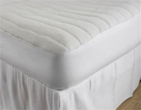 comfortable mattress pad comfort luxury mattress pad downtown company