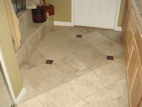 bathroom floor tile layout 32 amazing ideas and pictures of the best vinyl tiles for