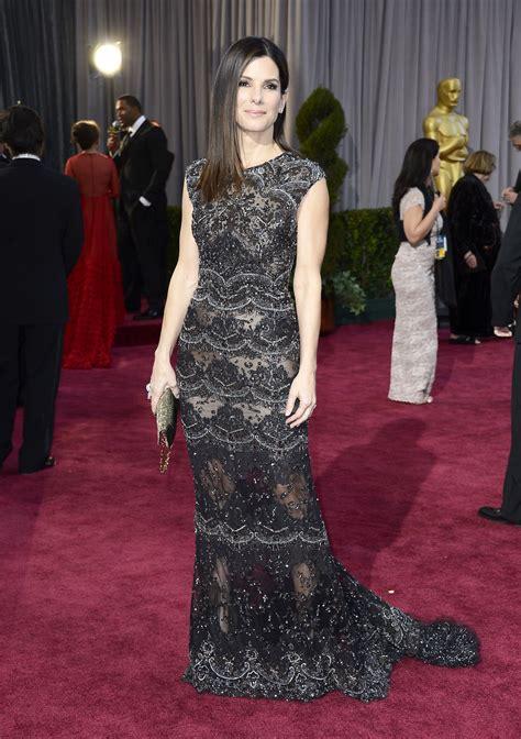 Sandras Carpet by Bullock On The Carpet At The Oscars 2013 All