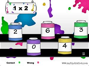 paint world on cool math cool maths 3 times tables patty paints cars free