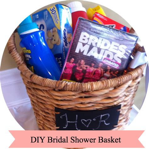 Handmade Bridal Shower Gifts - diy bridal shower gift