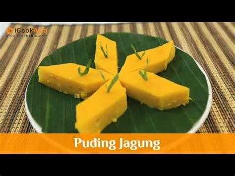 youtube membuat puding jagung cara membuat dan resep puding jagung manis doovi