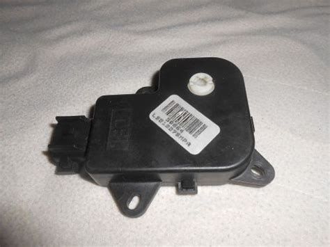 50664 Blend Door Actuator a c heater controls for sale find or sell auto parts