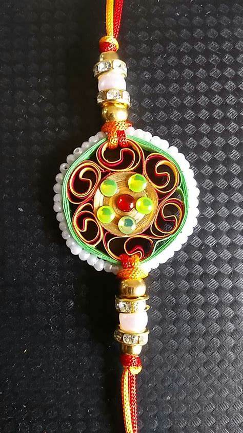 Handmade Rakhi Designs - 83 best handmade rakhi images on