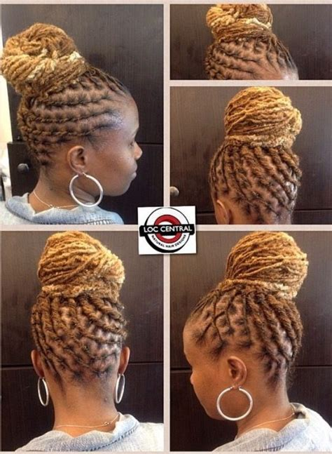 Dreadlocks Hairstyle For Black by 17 Best Images About Lovely Locs Wraps On