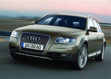 Audi A6 Baujahr 2012 by Technische Daten Audi A6 Baureihe Und Baujahr