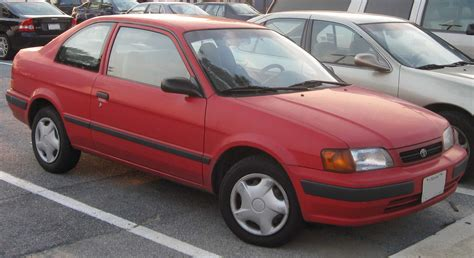 toyota tercel opinions on toyota tercel
