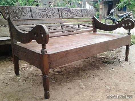 Dan Model Kursi Bambu 25 model gambar kursi resban kayu antik dan kuno terbaru