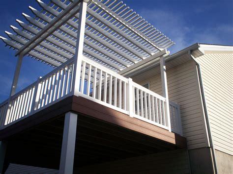 decks and pergolas construction manual deck images on pergolas decks and deck railings