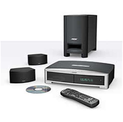 bose 321 gsx home theater system user manual