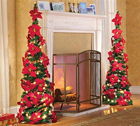 collapsible christmas trees pull up pull up trees up in 5 minutes