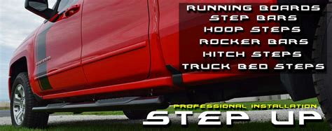 nerf bars  running boards psg automotive outfitters