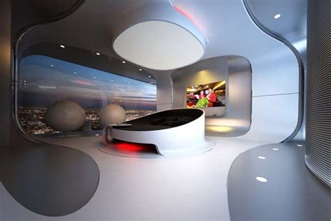futuristic beds futuristic bedroom design for luxury penthouse luxury