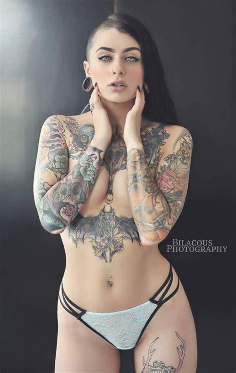 beautiful tattooed women 40 best tattoos for women